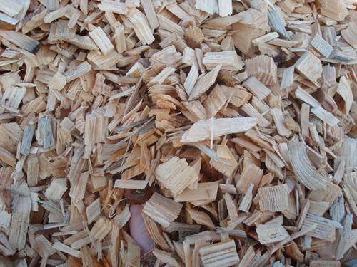 Stockage distribution plaquette forestière